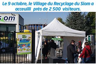 Village de recyclage de Siom