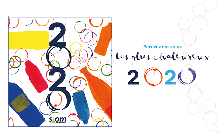 Recevez nos voeux les plus chaleureux pour 2020