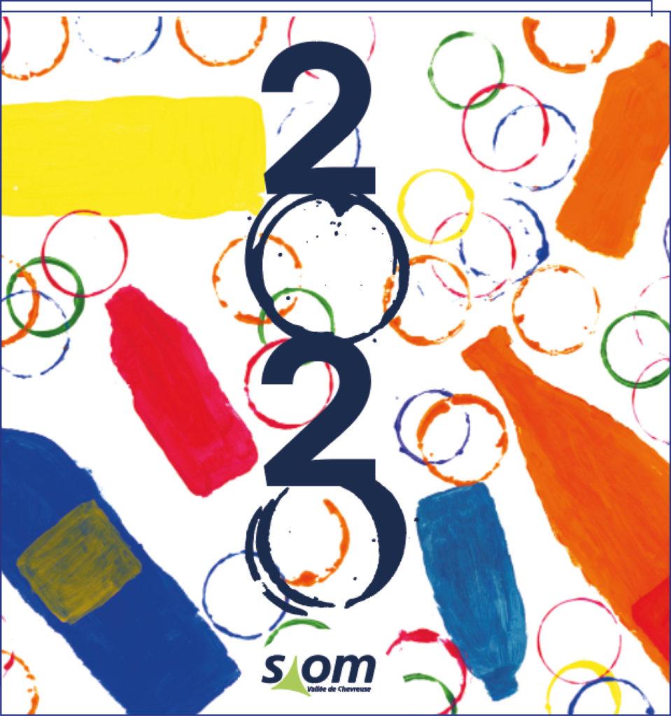 carte de voeux du Siom 2020