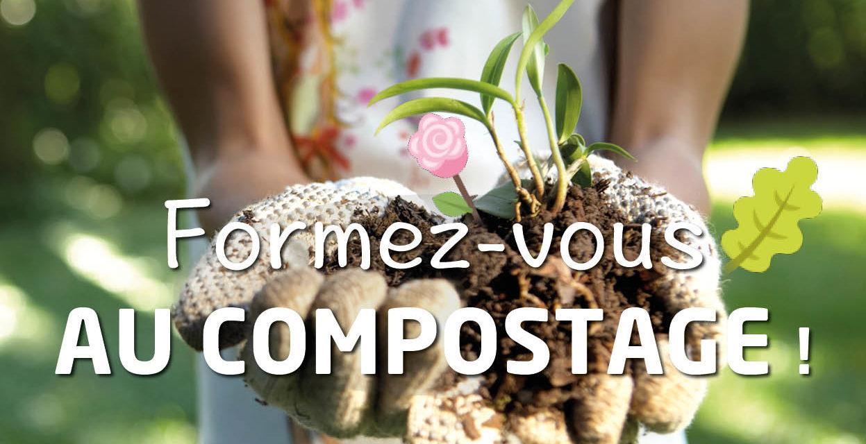 Formez-vous gratuitement au compostage !