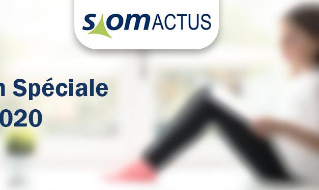 Newsletter SiomActus Edition Spéciale Avril 2020