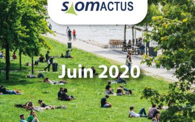 Newsletter SiomActus Juin 2020